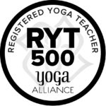 Instructora certificada por Yoga Alliance